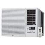 LG LW8015HR 7500 BTU Heat/Cool Window Air